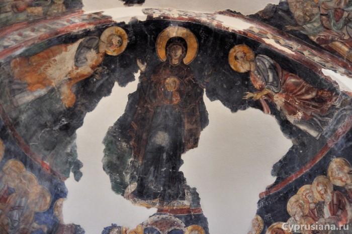 Богородица с Пётром и Павлом