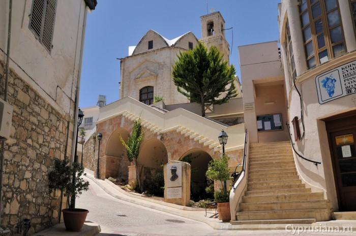 Церковь апостола Андрея а Писсури