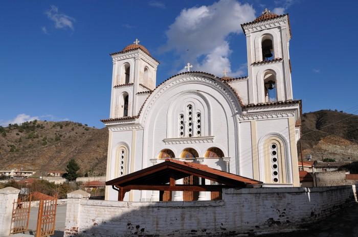 Церковь Богородицы Одигитрии
