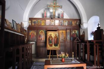 Церковь в отеле