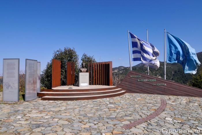 Монумент павшим солдатам