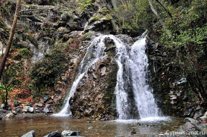 Водопад Hantara