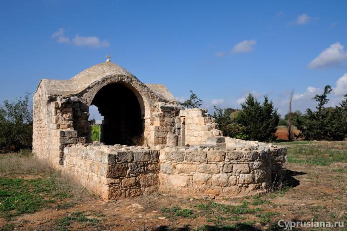 Церковь Агиос Теодорос