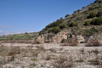 Путешествие вдоль русла реки Ксерос