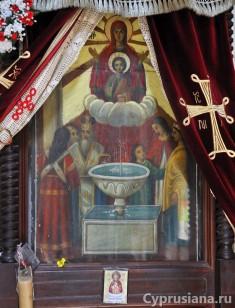 Икона Богородицы Стазуса