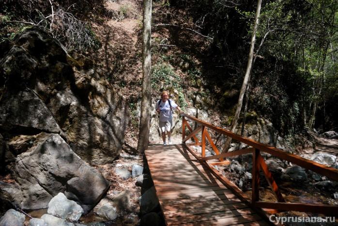 Мостик через Криос Потамос