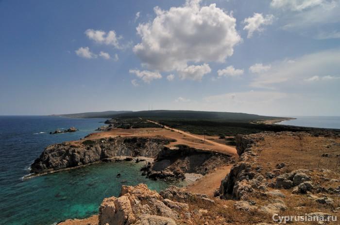 На хвостике Кипра
