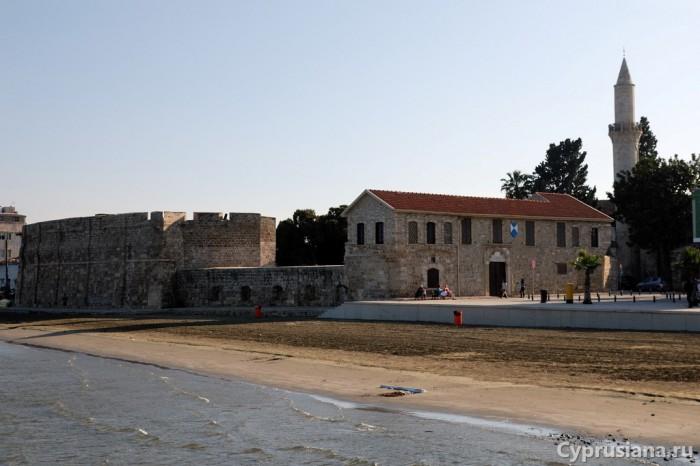 Портовая крепость Ларнаки