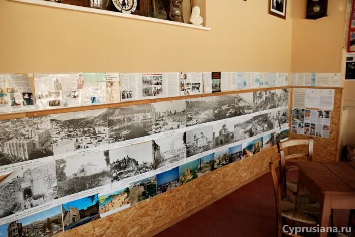 Музей на смотровой площадке