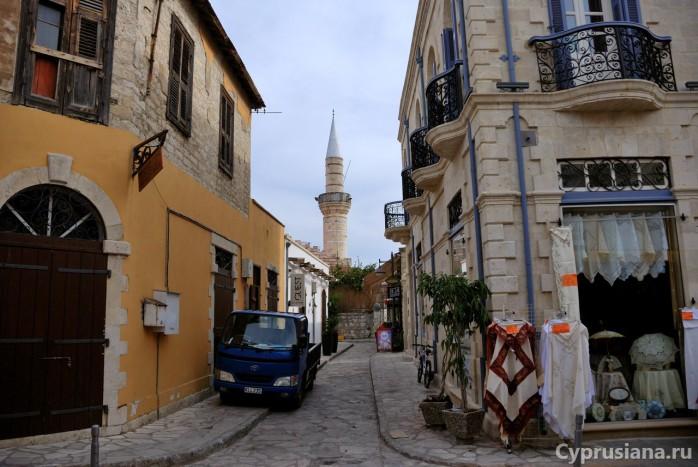Мечеть на улице Zik Zak