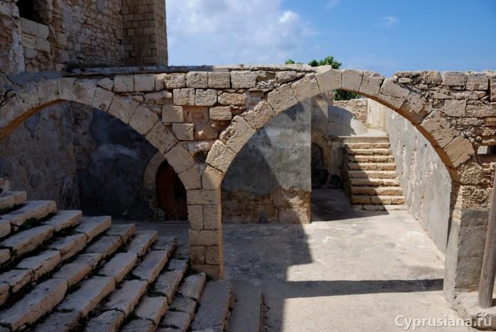 Храм XV века