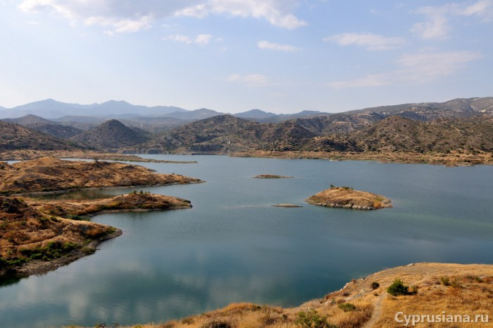 Водохранилище Калавасоса