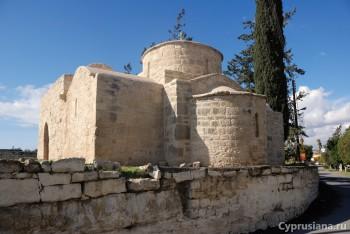 Церковь св. Евстафия в Колосси