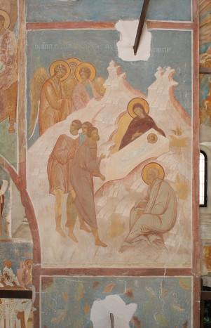 Дионисий. Рождество («Слышаша пастырие ангелов…»). 1502. Рождественский собор Ферапотнтова монастыря