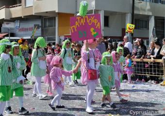 Дети на фестивале