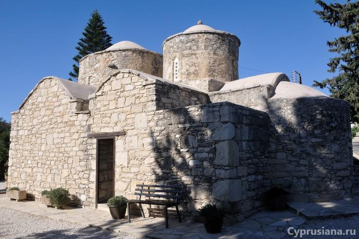 Церковь св. Анастасии
