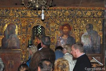 Экскурсия в церкви