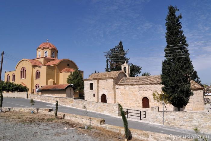 Ещё две церкви в Терсефану