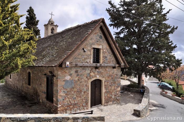 Церковь в Zoopigi