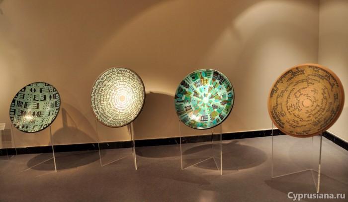 Выставка керамики