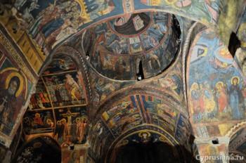 Монастырь св. Иоанна Лампадиста