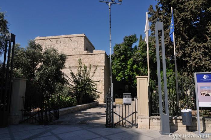 Замок Лимасола