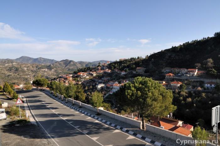 Дорога в Киперунту