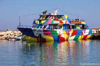 Развлекательные кораблики