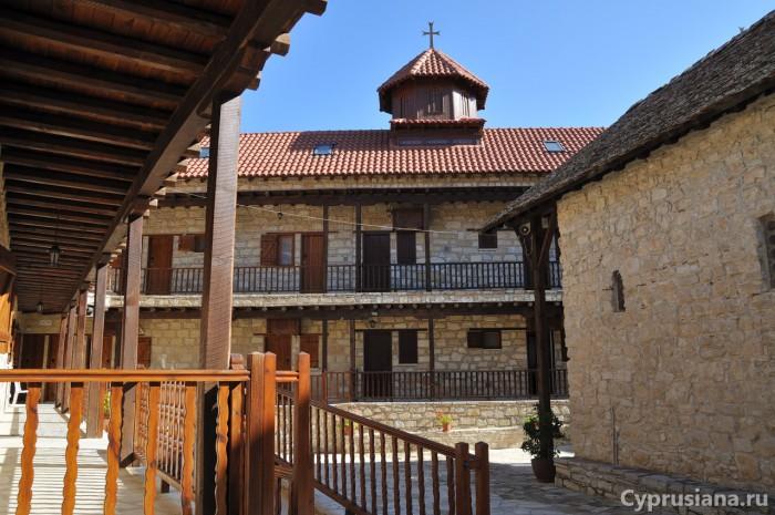 Монастырь Богородицы Амасгу