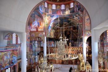 Росписи в церкви св. Рафаила