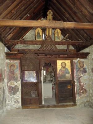 Христос и Богоматерь