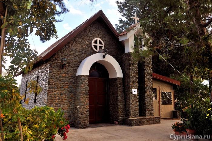 Церковь Святых Андроника и Афанасии