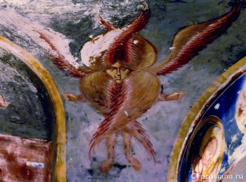 Фрески XV века