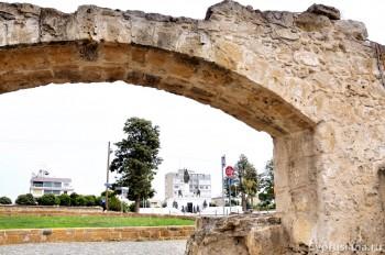 Акведук Никосии