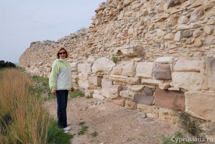 Лена и стена