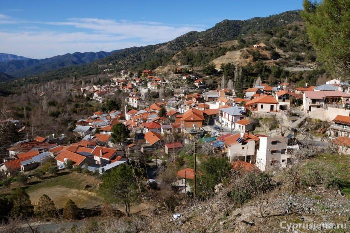 Деревня Фини