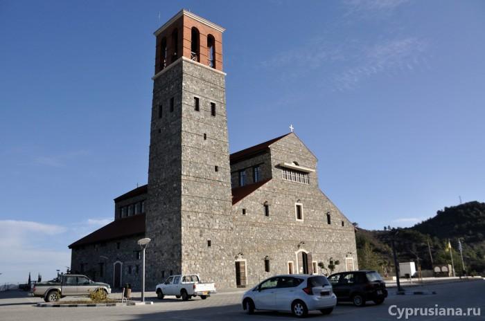 Церковь Арсения Каппадокийского