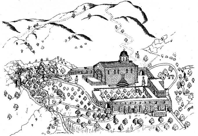 Монастырь св Неофита