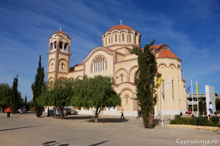 Новая церковь св. Георгия