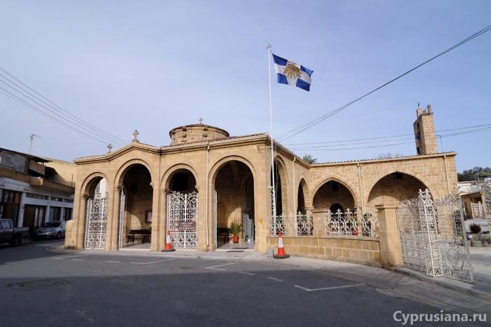 Церковь Панагия Хрисалионитисса