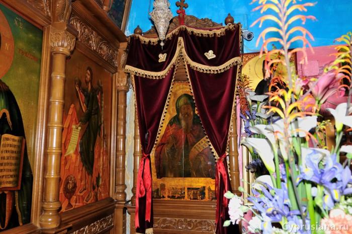 Икона св. Кендея