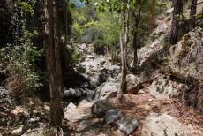 К водопаду Каледония