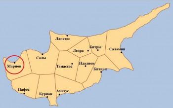 Античный город Марион