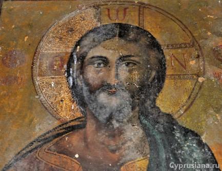 Улыбающийся Христос