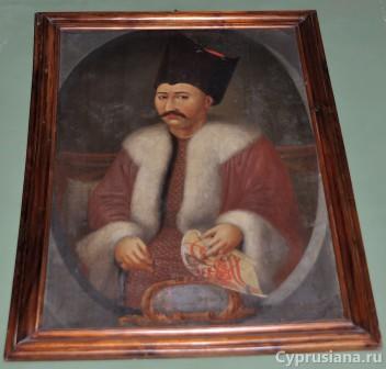 Портрет Корнесиоса