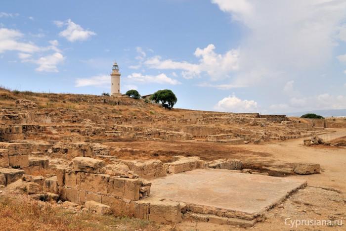 Руины асклепиона
