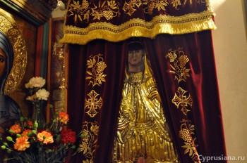 Икона св. Фёклы