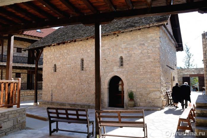 Церковь Панагии Амасгу