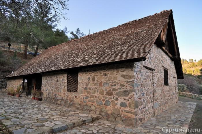 Церковь Ставрос ту Агиасмати