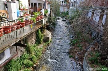 Река Серрахи